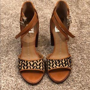 Dolce Vita heel w ankle straps s 7.5
